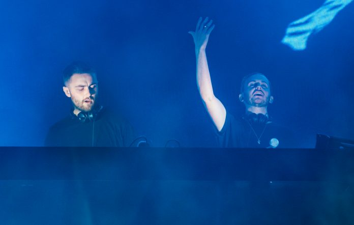 Disclosure live at Reading 2021. Photo: Andy Ford