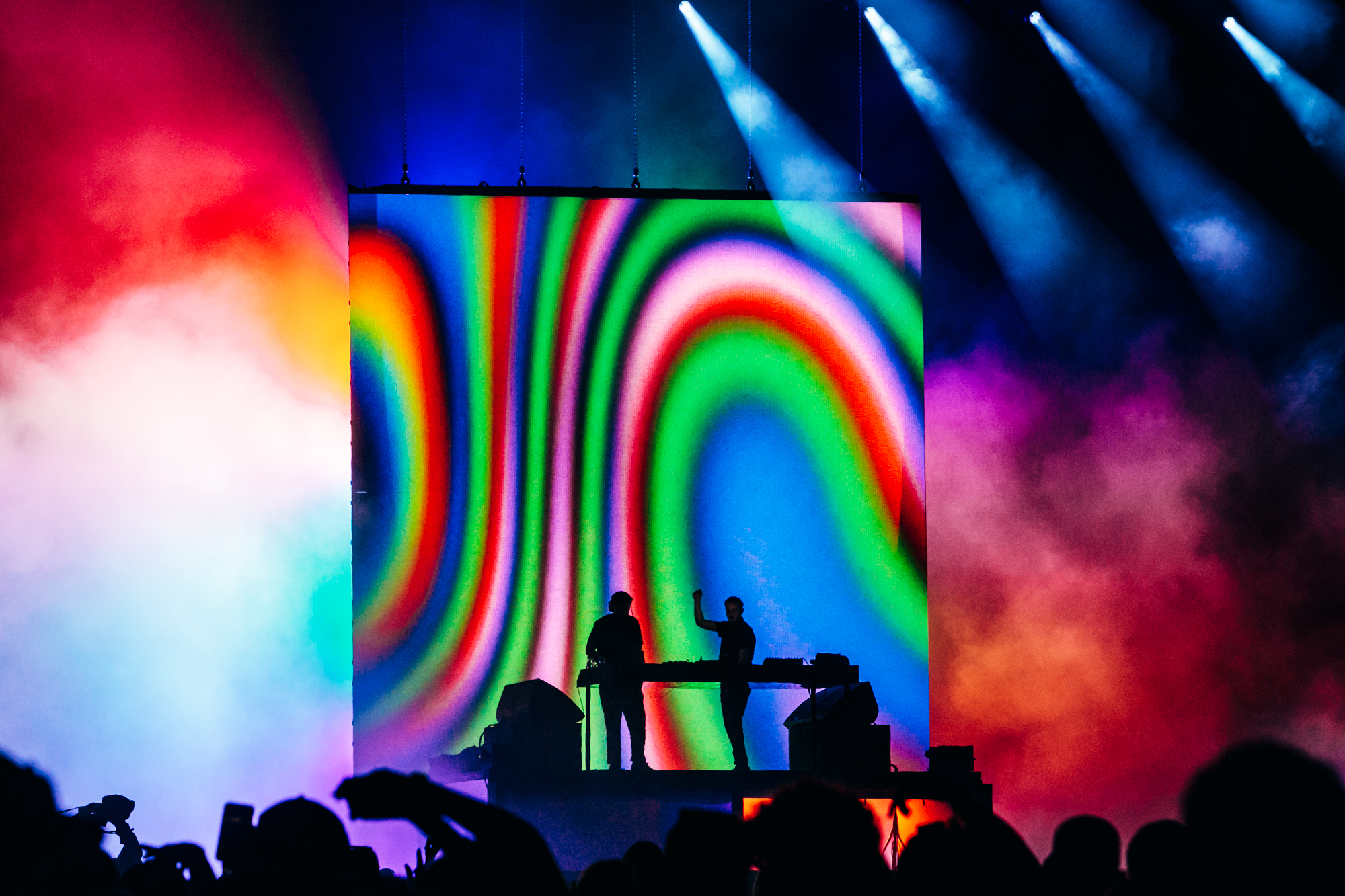 Disclosure at Reading Festival