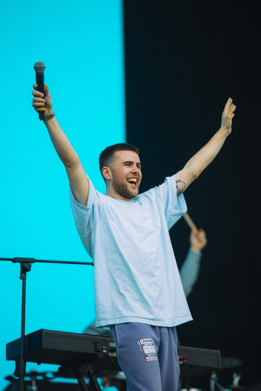 Easy Life live at Reading Festival 2021. Credit: Emma Lilja for NME
