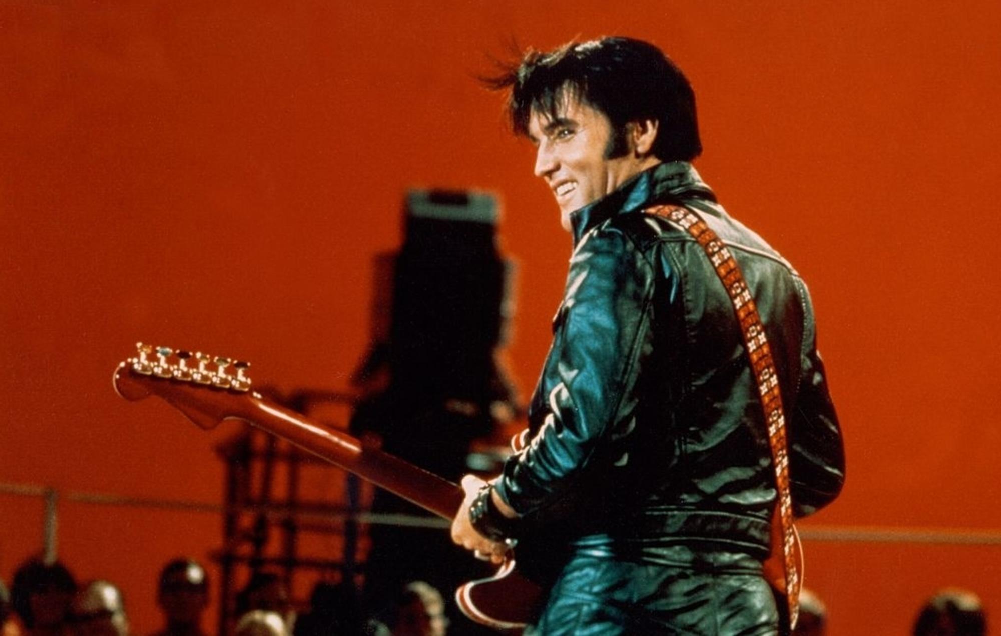 Elvis Presley biographer claims bad genes killed star, not rock'n'roll excess
