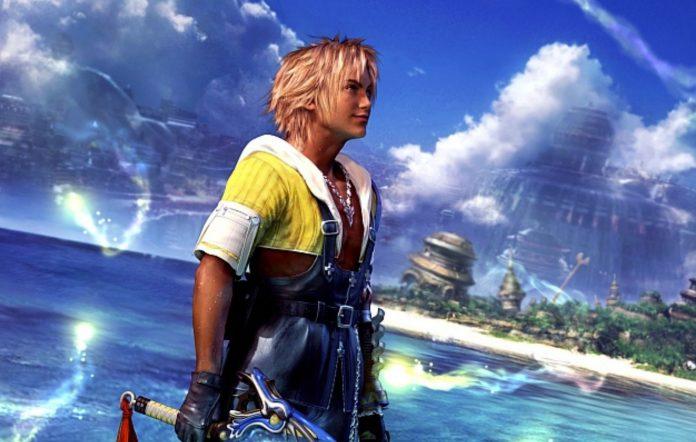 Final Fantasy 10 Tidus