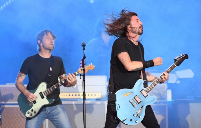 Foo Fighters VMAs