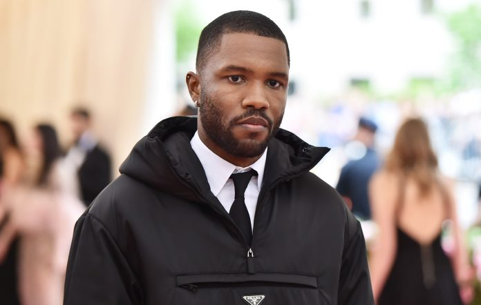Frank Ocean first interview in two years