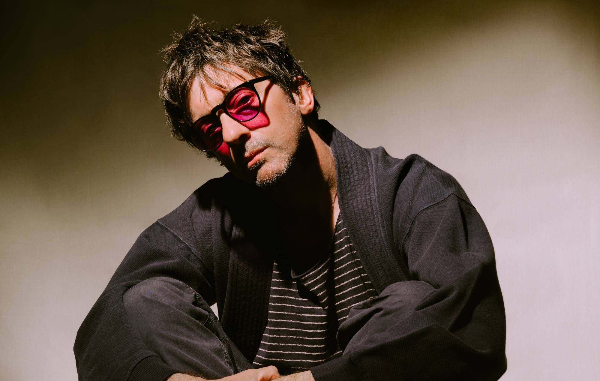 Graham Coxon returns with ambitious new project 'Superstate'. Credit: Joshua Atkins