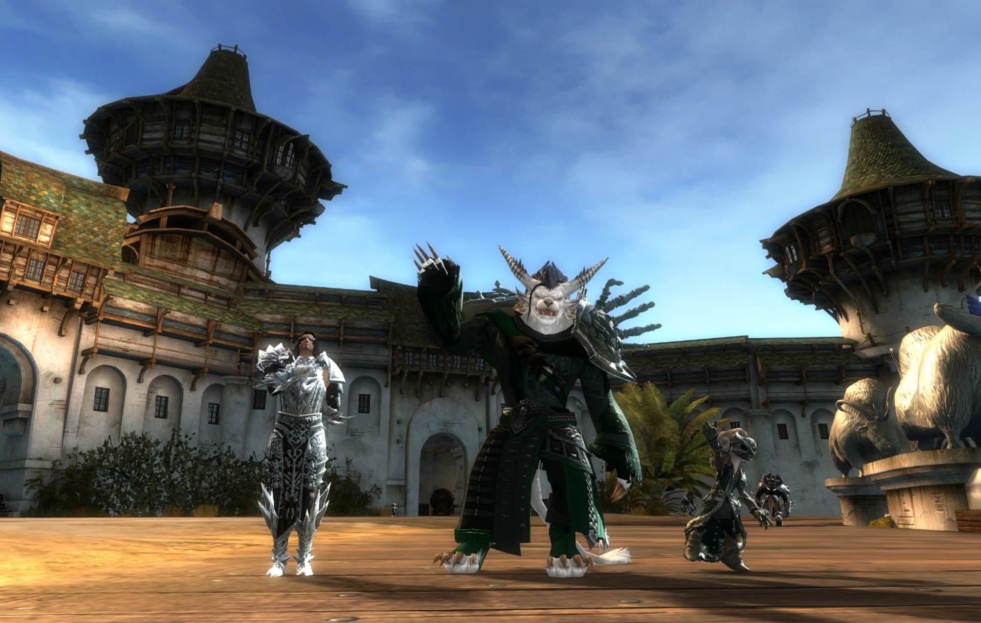Guild Wars 2 characters