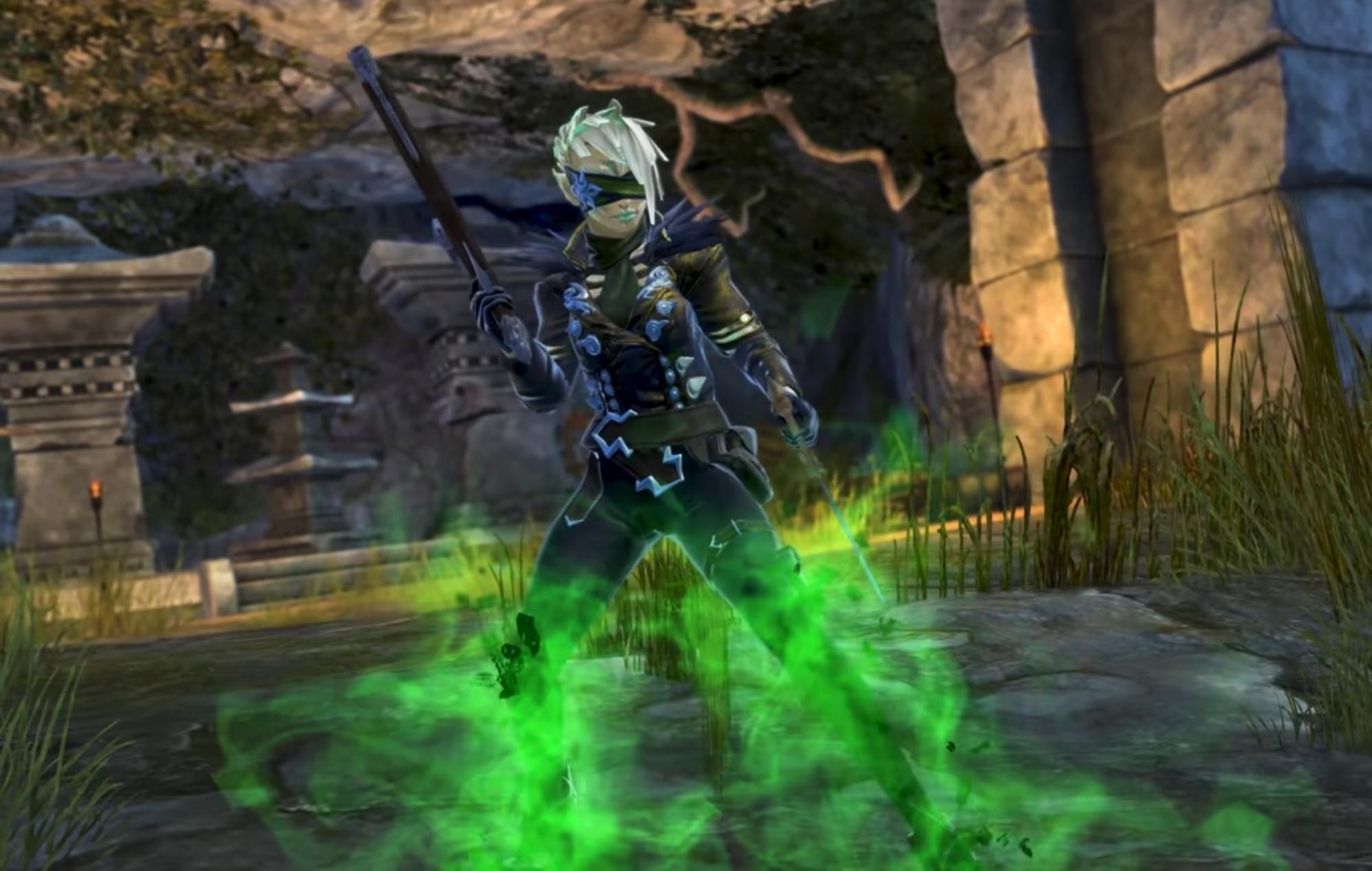 Guild Wars 2 Harbinger