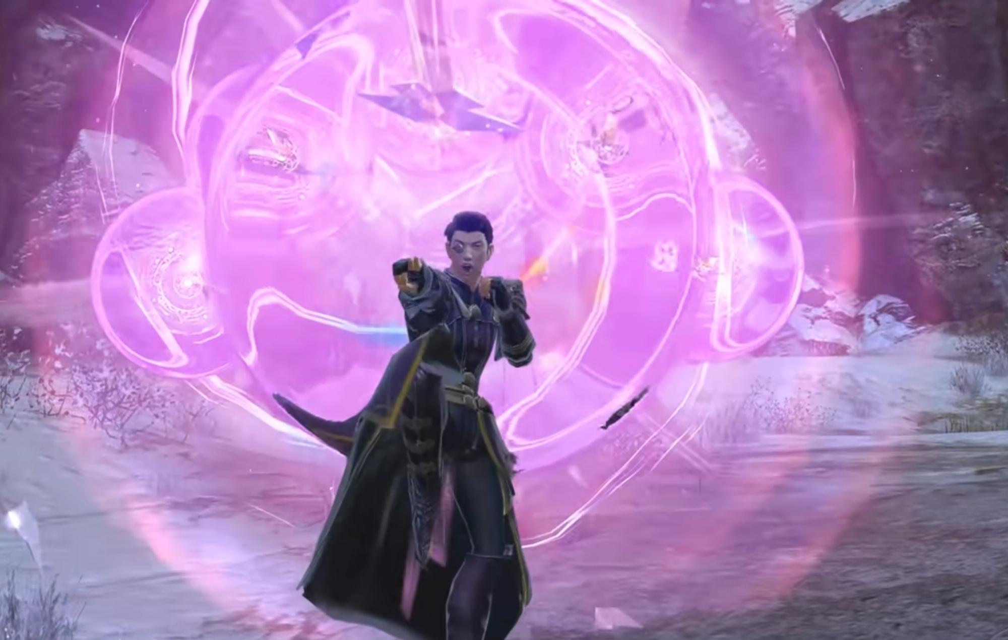 Guild Wars 2 Virtuoso