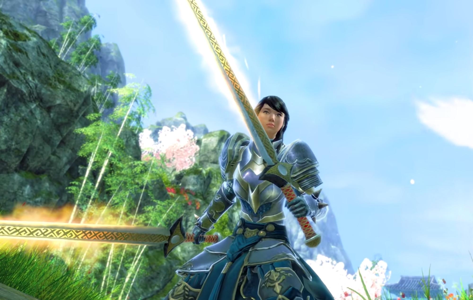 Guild Wars 2 Willbender