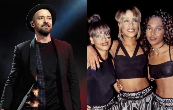 Justin Timberlake and TLC