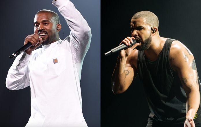 Kanye West - Drake