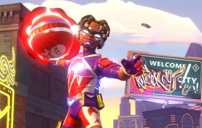 Knockout City Superhero