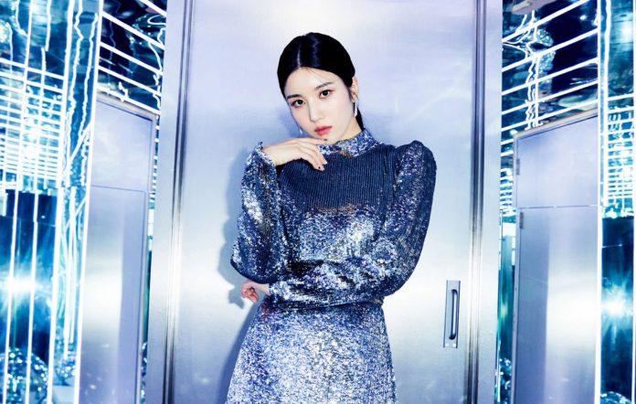 izone kwon eun-bi debut