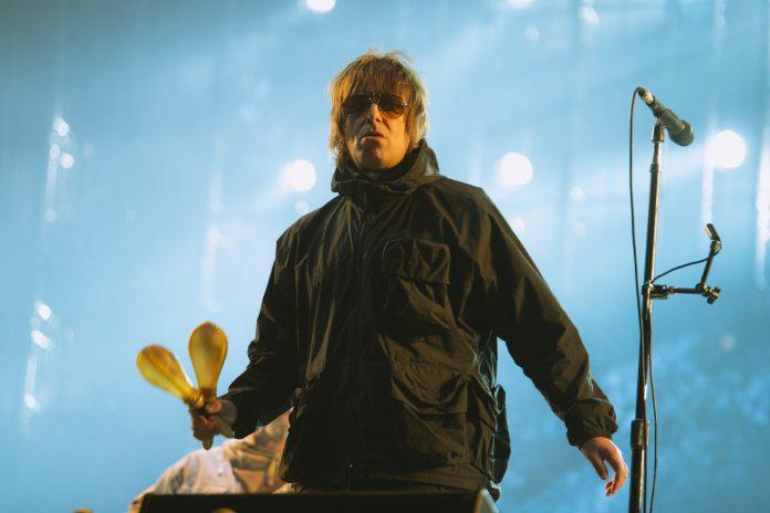 Liam Gallagher reading 2021
