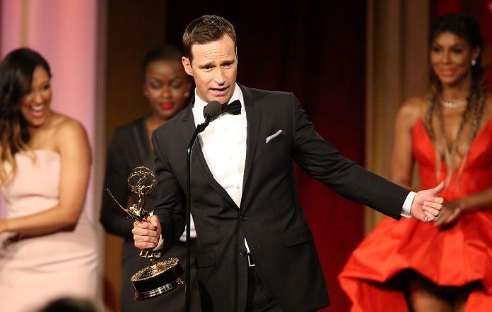 Mike Richards Primetime Emmys