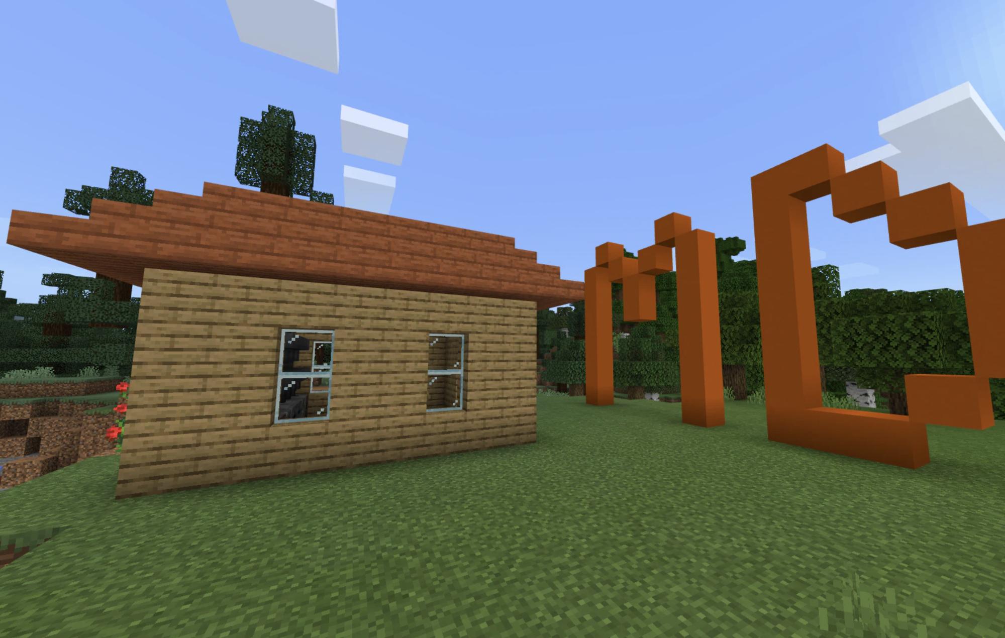 Minecraft's McDragons Restaurant