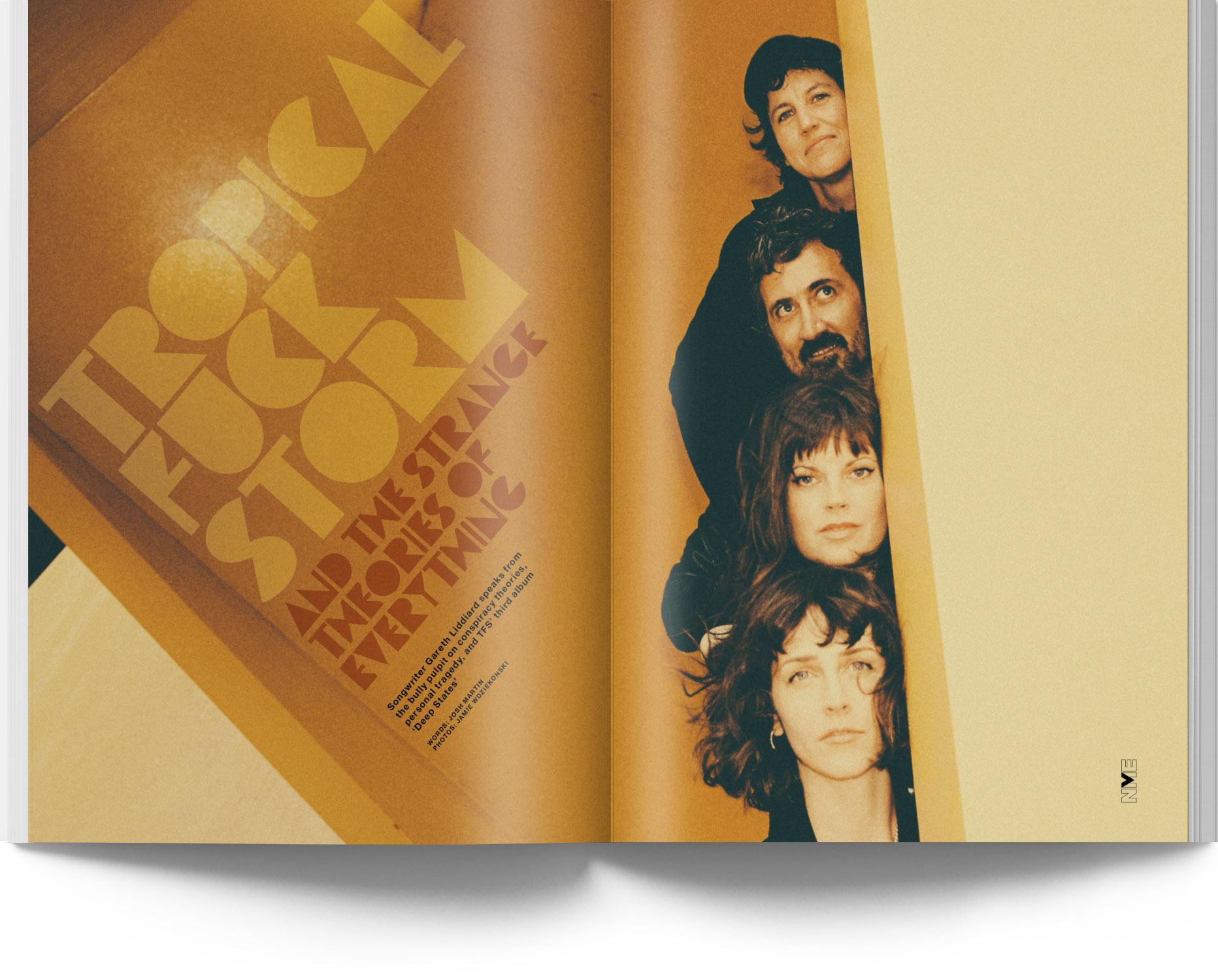 NME Australia Magazine Issue 21