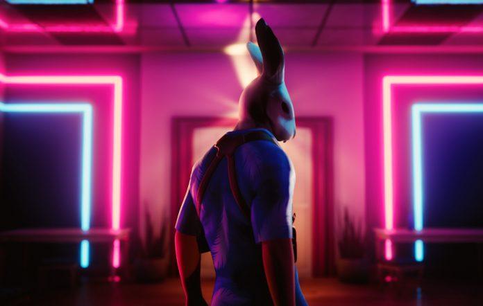 Neon Beasts concept art