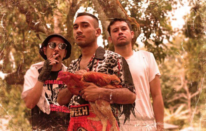 Listen to Malaysian punk trio No Good's reggae-tinged single 'Kayaba'