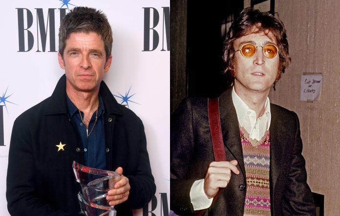 Noel Gallagher John Lennon
