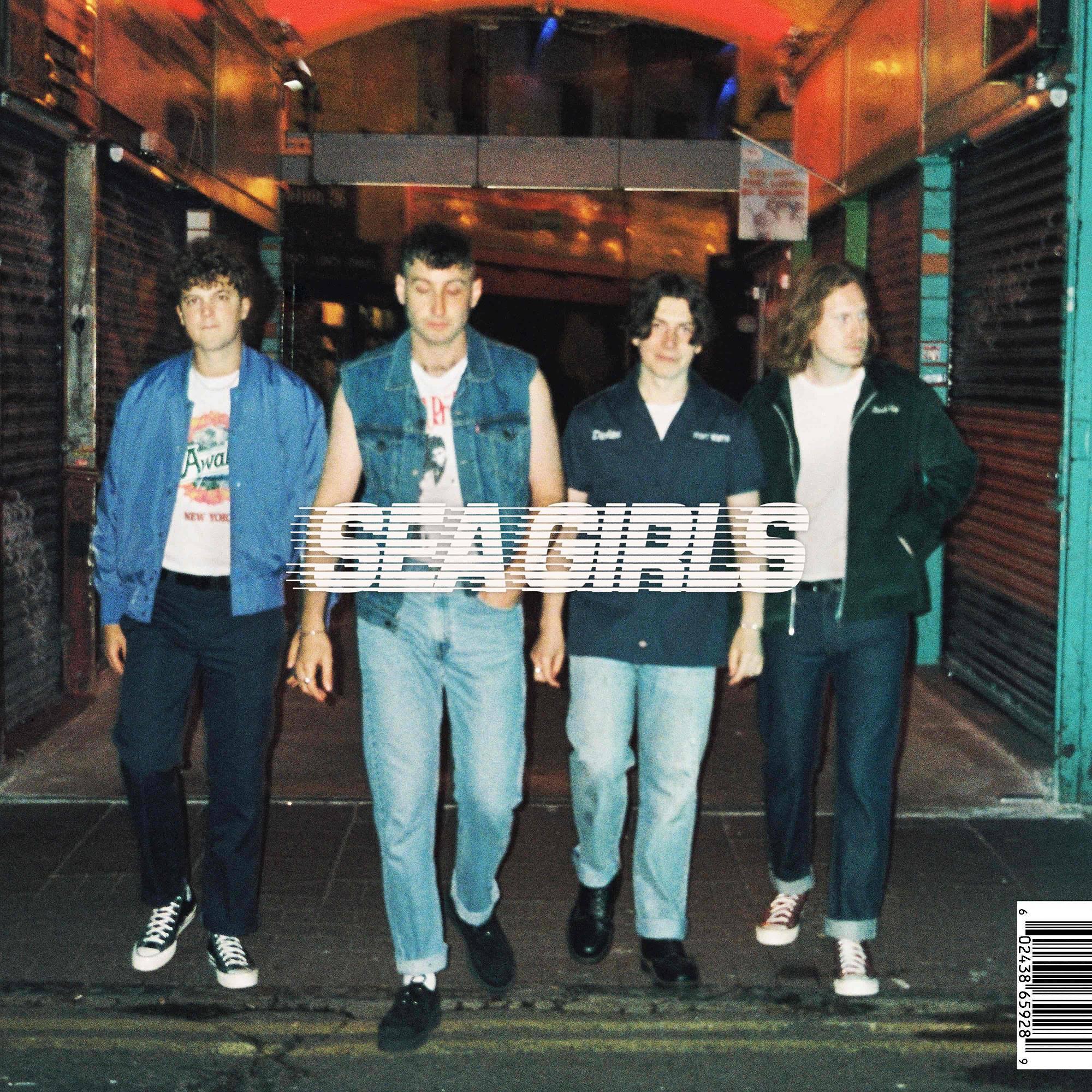 Sea Girls return with second album 'Homesick'