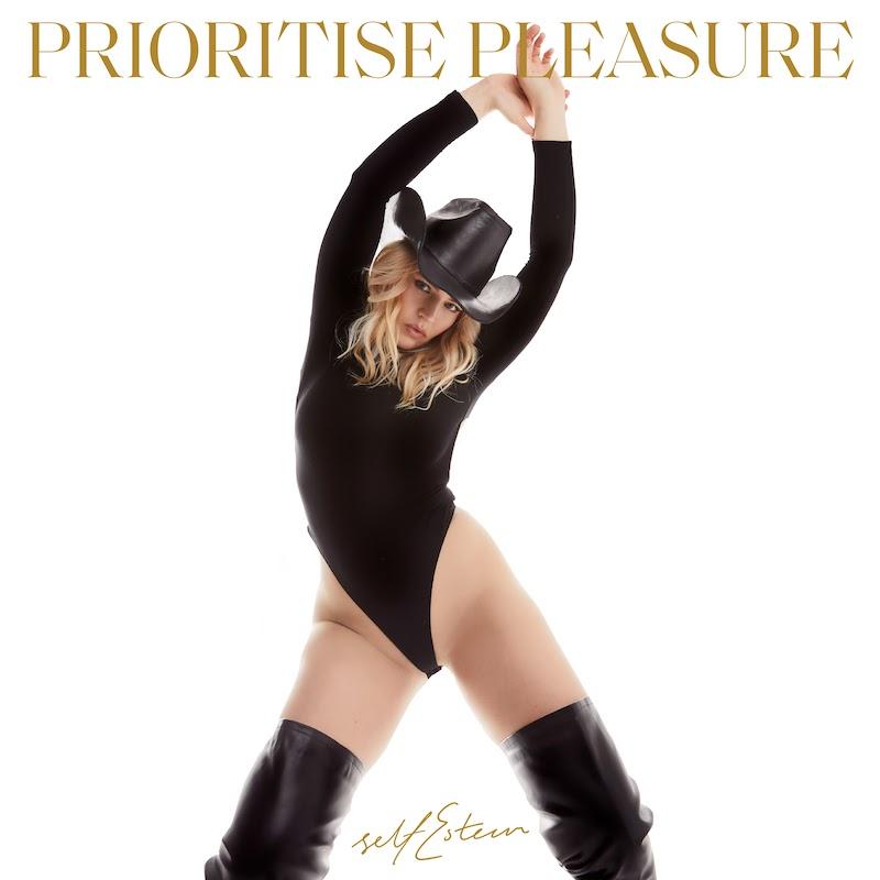 Self Esteem - 'Prioritise Pleasure' artwork