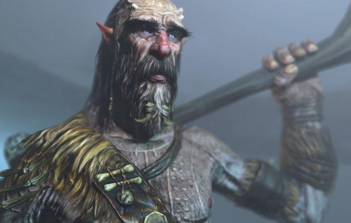 Skyrim Giant by Jonah Lobe