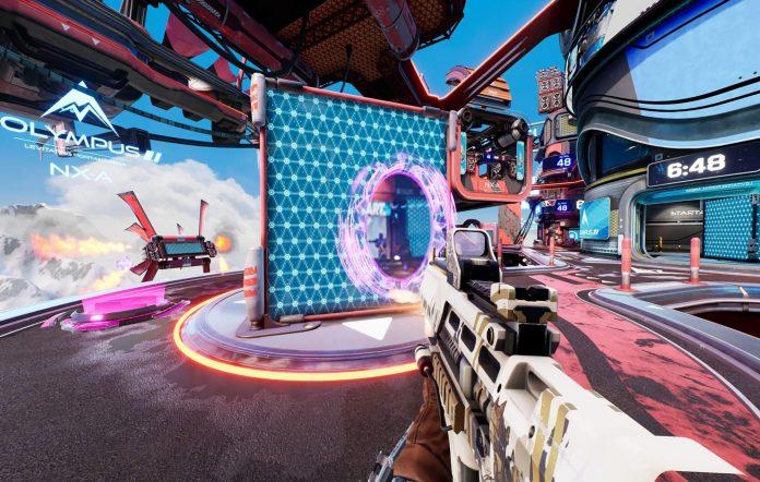 Splitgate. Image credit: 1047 Games