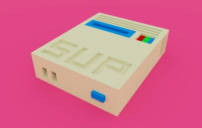 Supdrive virtual console