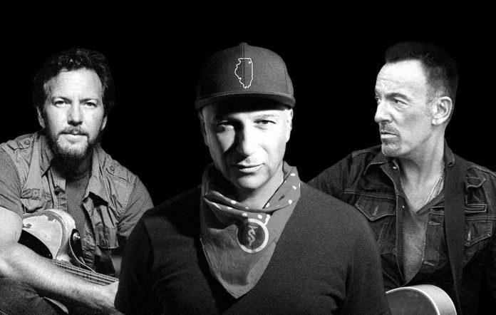Eddie Vedder / Tom Morello / Bruce Springsteen