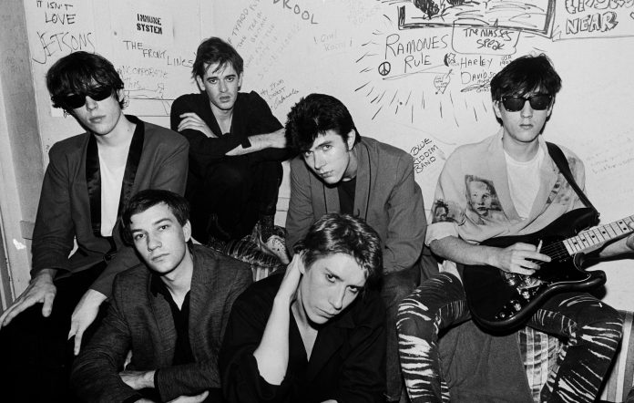 The Psychedelic Furs in 1980. Credit Paul Natkin/Getty Images