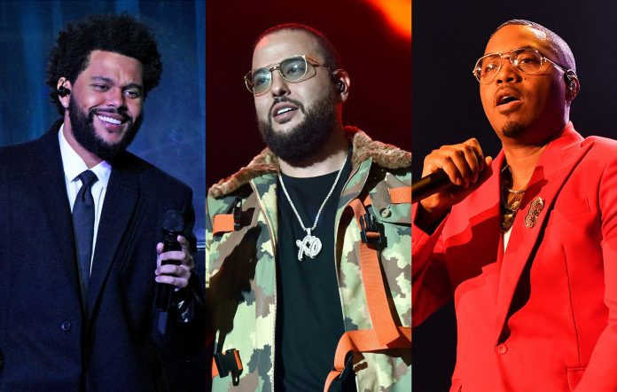 The Weeknd, Belly and Nas