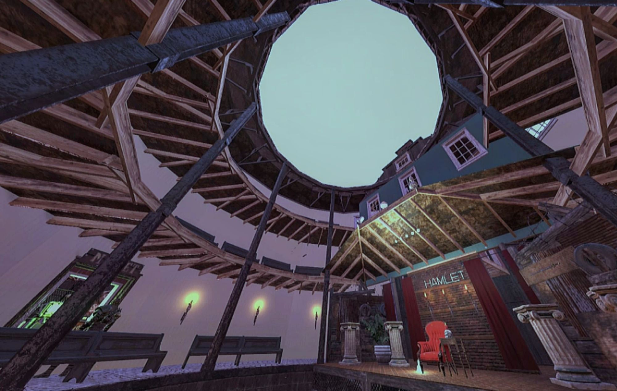 The Grafton Globe in Fallout 76