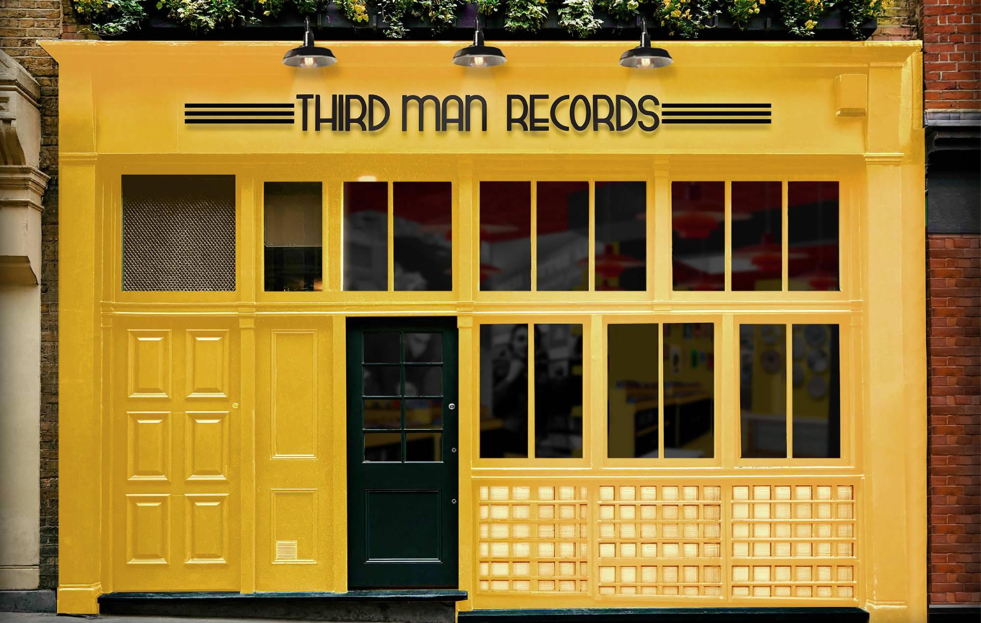 Third Man Records Store, London