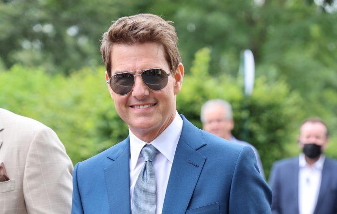 Tom Cruise Wimbledon