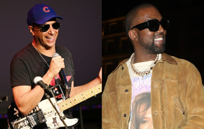 Tom Morello and Kanye West