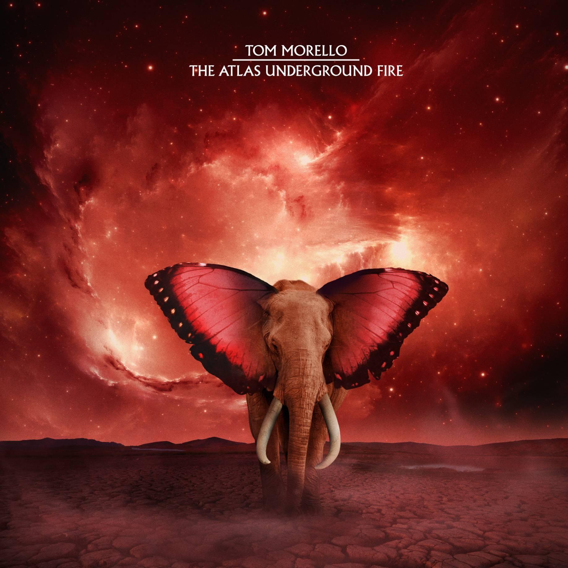 Tom Morello - 'The Atlas Underground Fire'