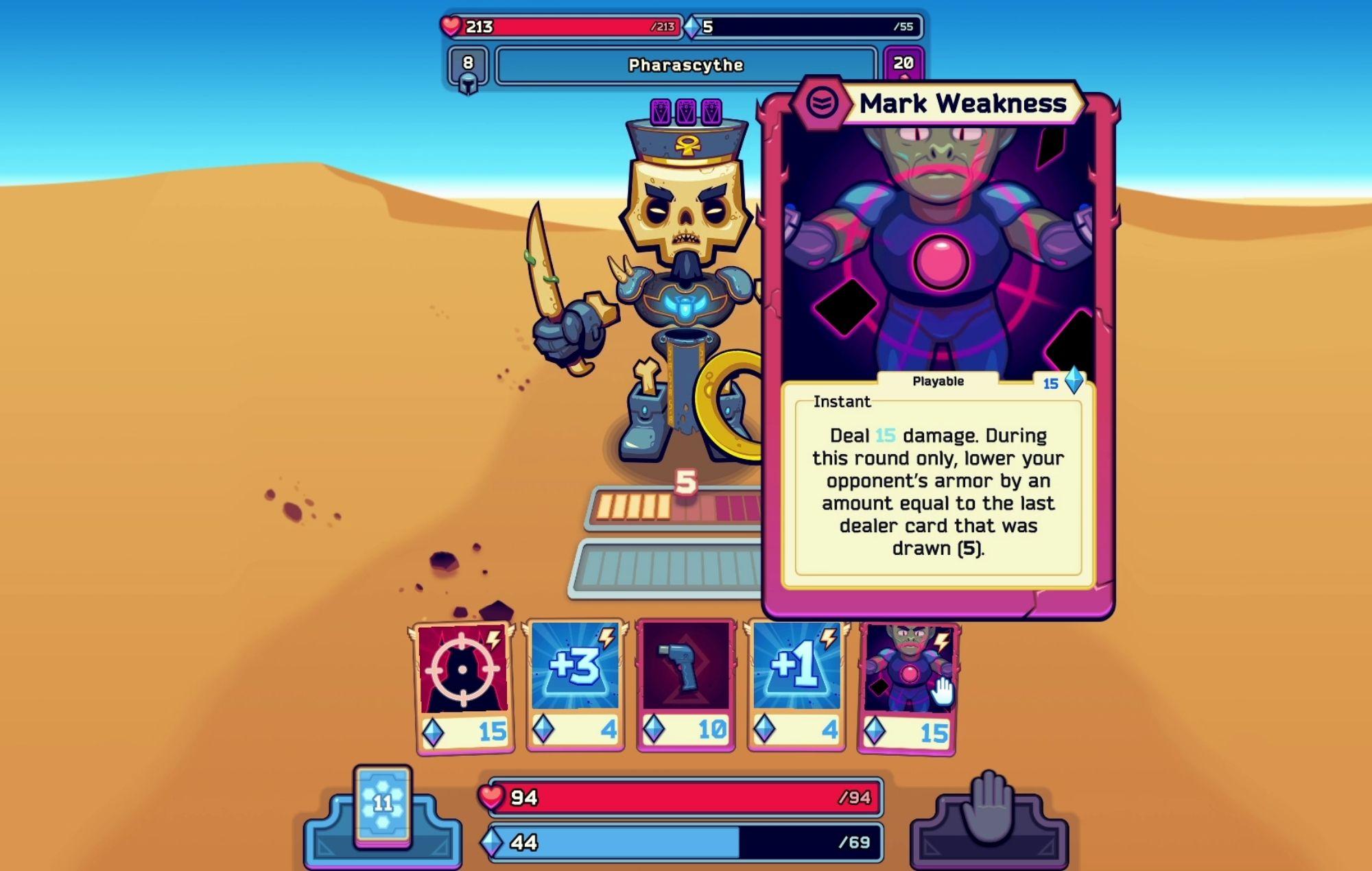 Void Tyrant gameplay
