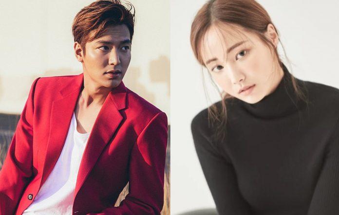 Yeonwoo agency dismiss romance rumours Lee Min-ho
