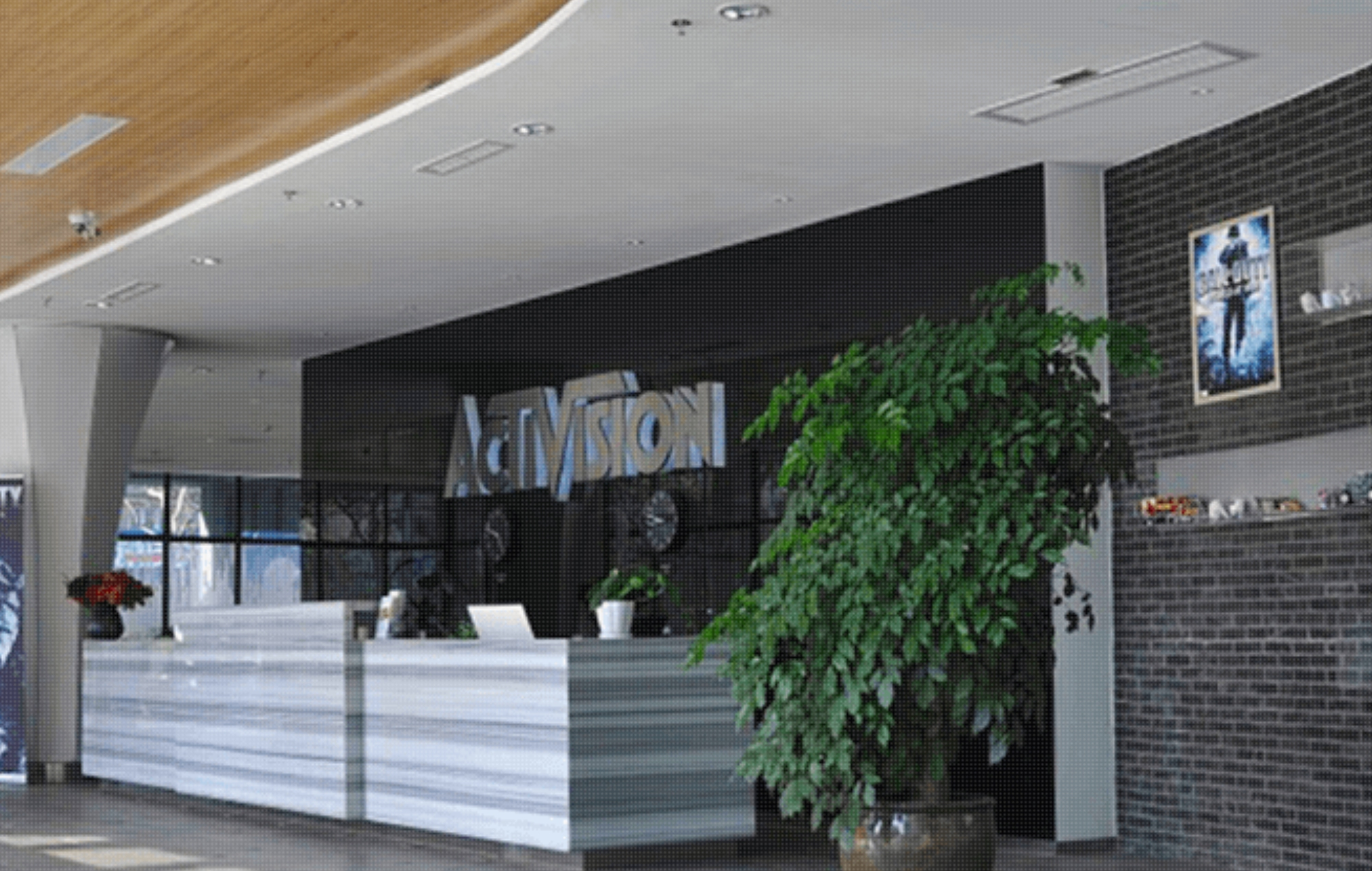 Activision Blizzard Office