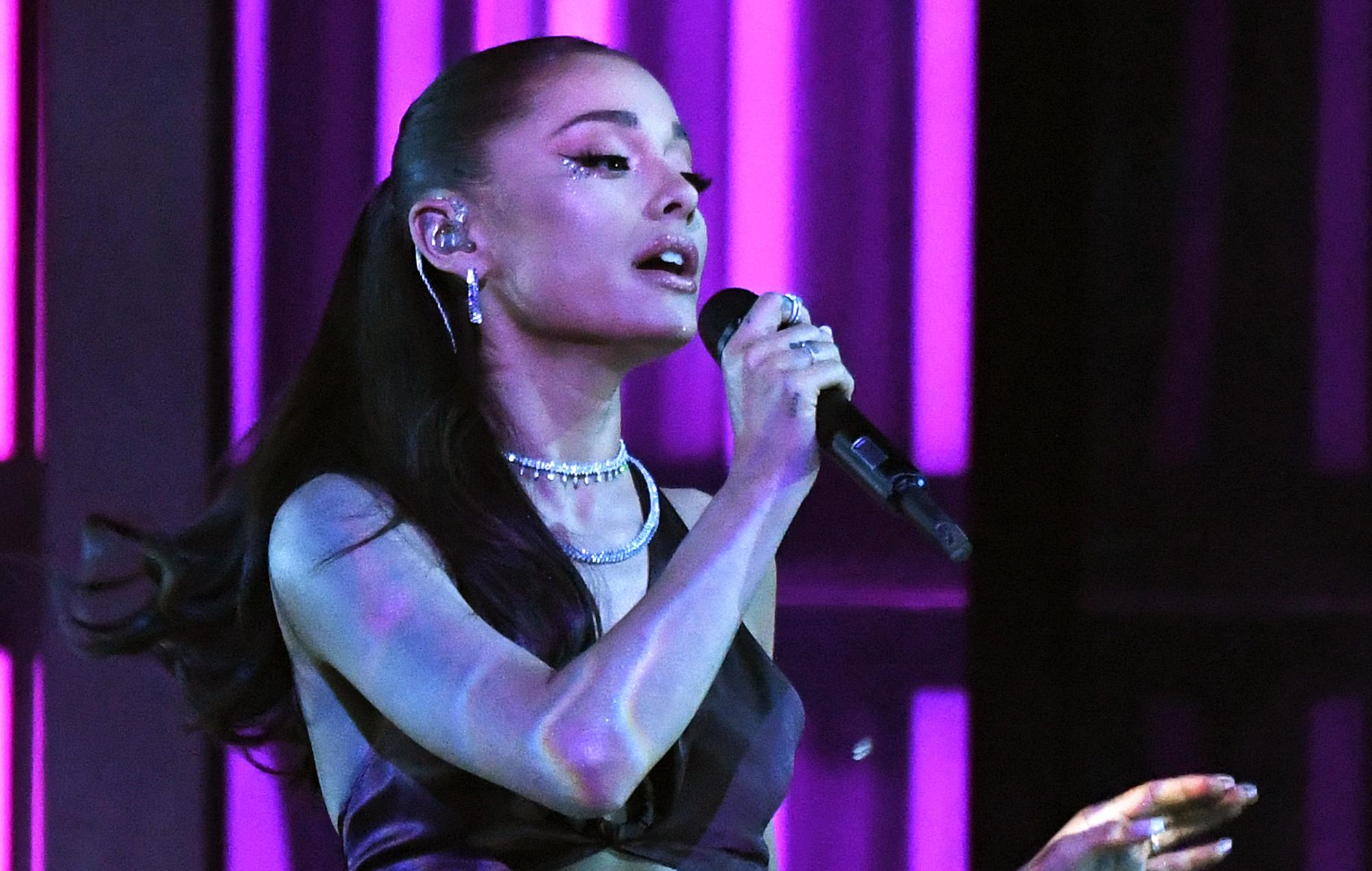 Ariana Grande to perform 'Fortnite' virtual concert series