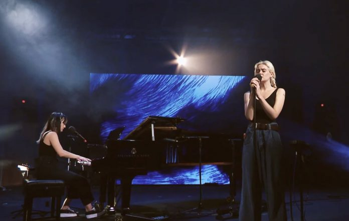 Biig Piig covers Big Thief and Beyonce on BBC Radio 1 Piano Sessions