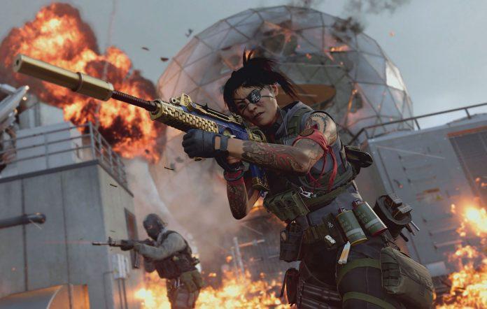 Call Of Duty: Black Ops Cold War Season Five. Image Credit: Activision.