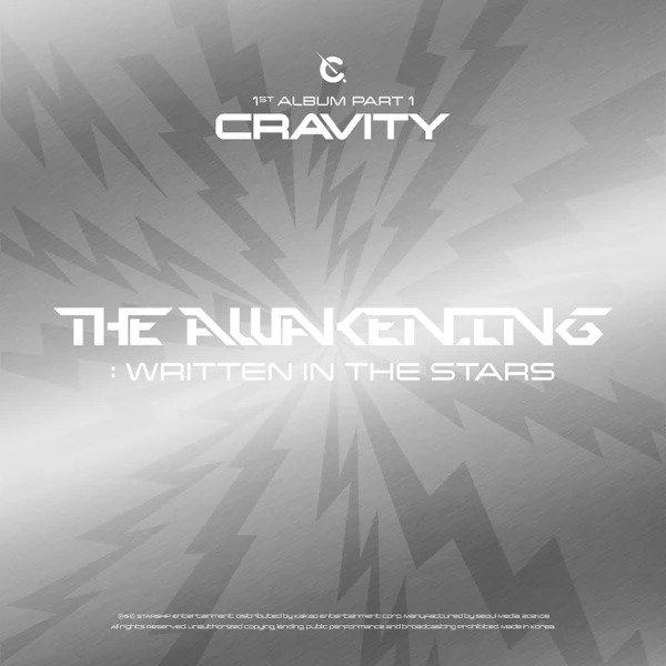 Cravity The Awakening Written In The Stars