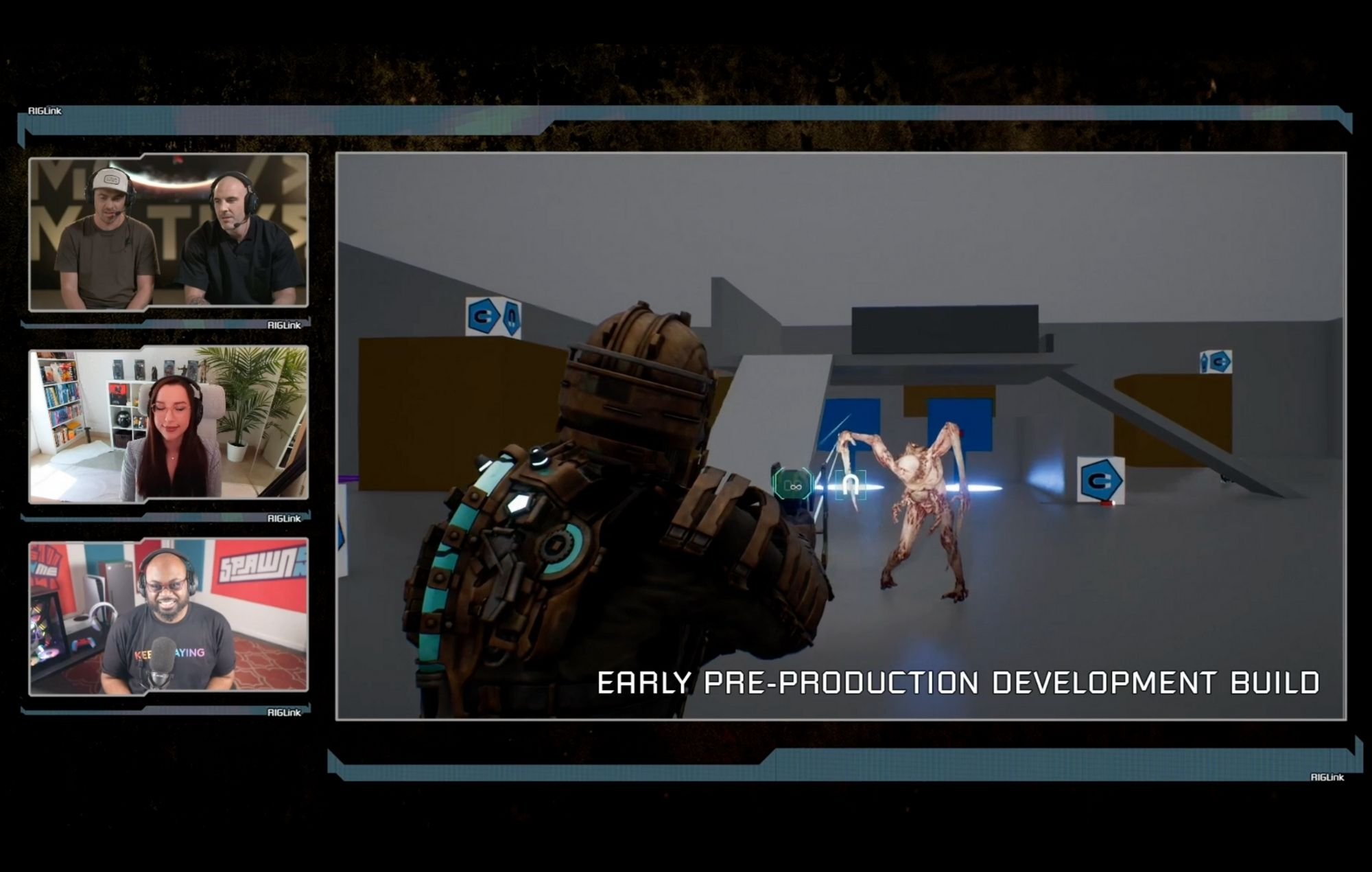 Dead Space remake dismemberment