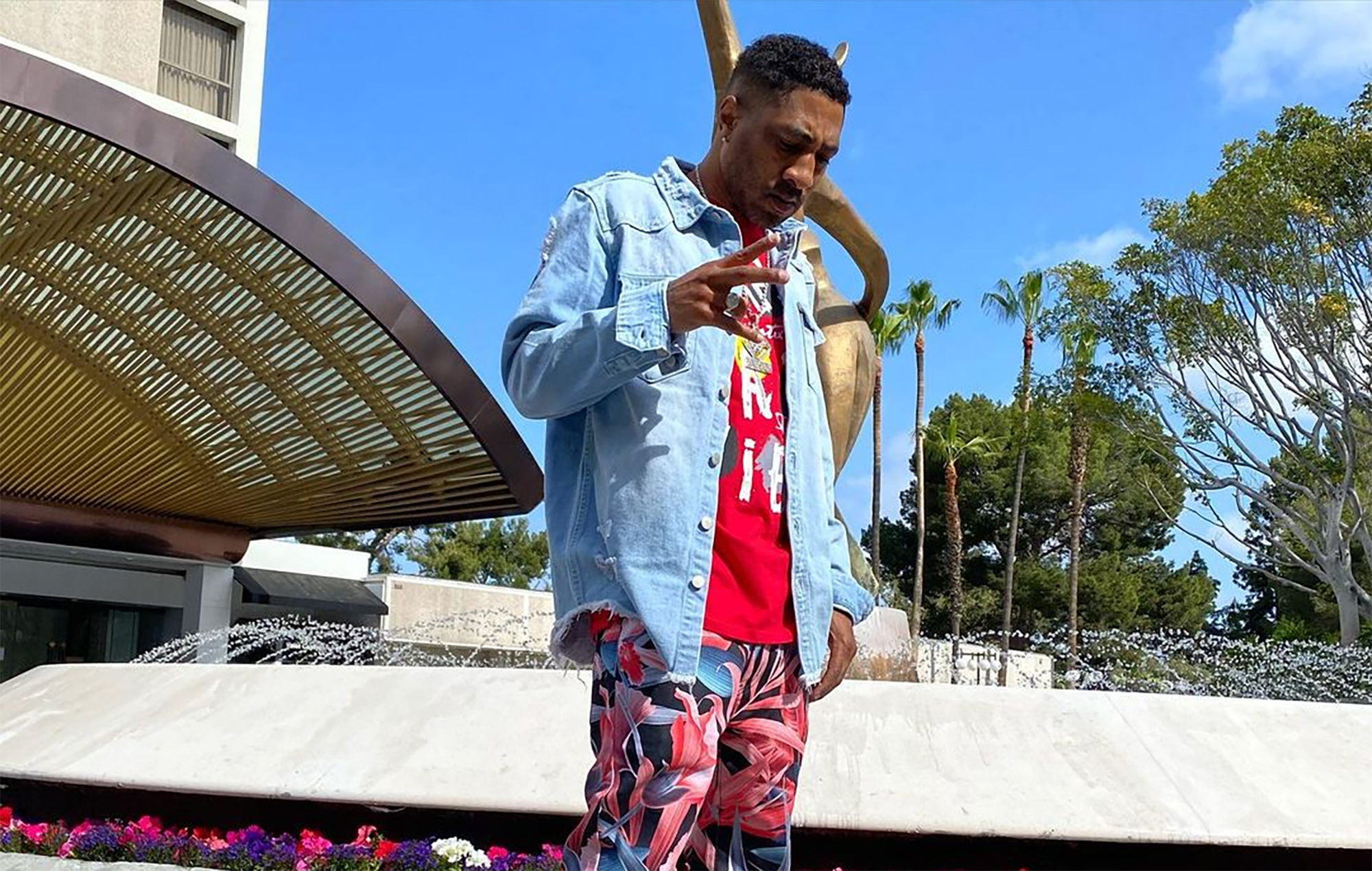 Rapper Gonzoe, associate of Ice Cube and Tupac, shot and killed