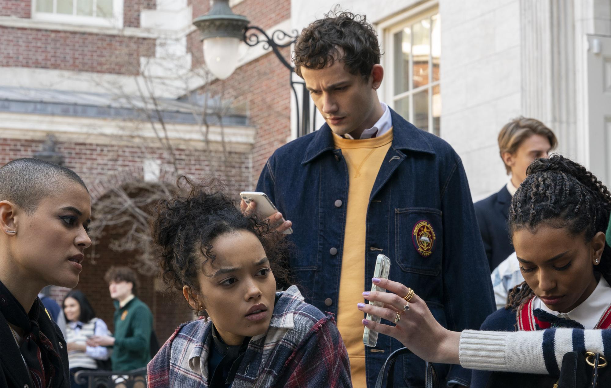 Gossip Girl reboot HBO Max episode 5 recap review