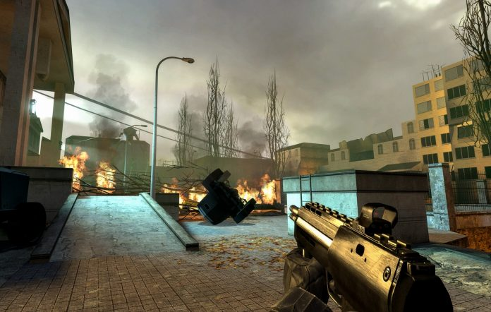 Half-life 2 remaster