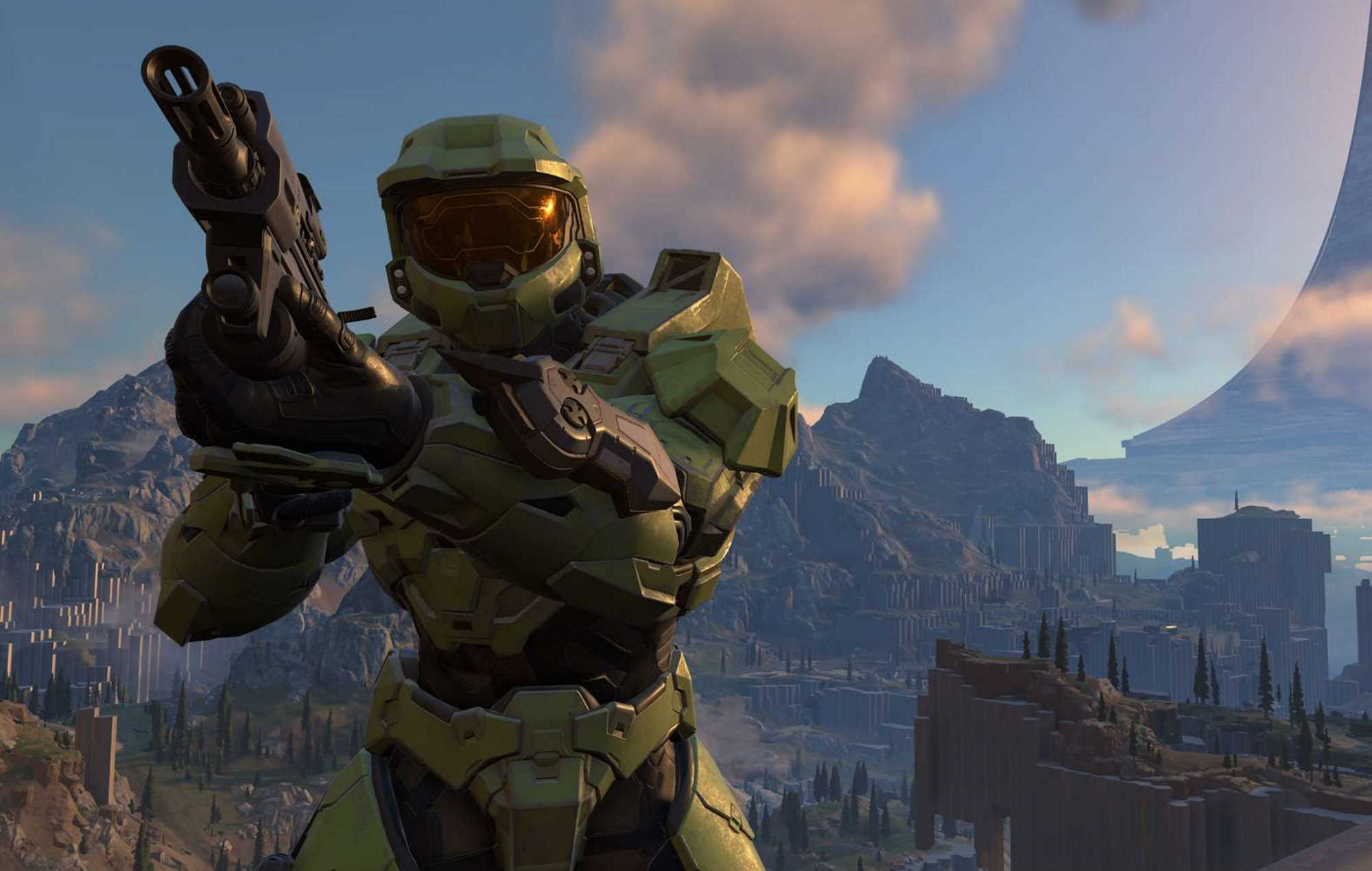 'Halo Infinite' is giving the best bits of 'Halo 5' multiplayer a second chance - NME.com