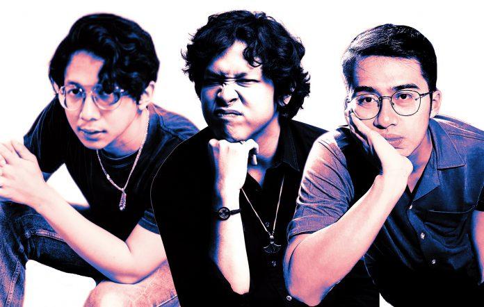 Hindia Rayhan Noor Aldrian Risjad 'Sounds Cute Might Delete Later Vol. 1'