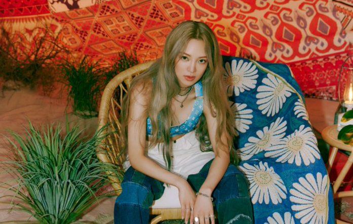 hyoyeon dj hyo girls generation sm entertainment